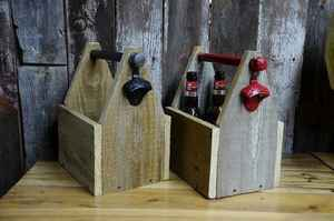 6 Pk Beer Crate $28 by TheRustyMuppet
